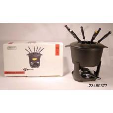 Fondue Gietijzer Zwart