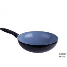 Keramische Wokpan 28 cm € 19,50