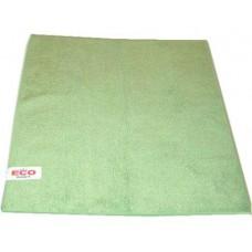 5 stuks Microvezel grof - 35 x 35 cm - Groen