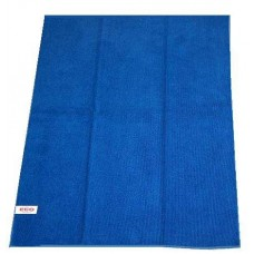 Dweil microvezel - 60 x 50 cm - Donker blauw